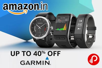 Garmin Activity Tracker Smart Watches