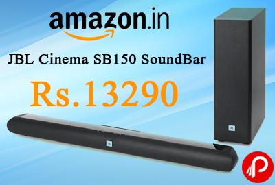 JBL Cinema SB150 SoundBar