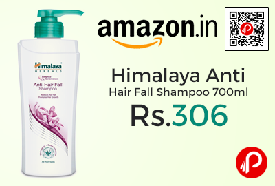 Himalaya Anti Hair Fall Shampoo 700ml