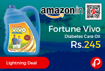 Fortune Vivo Diabetes Care Oil