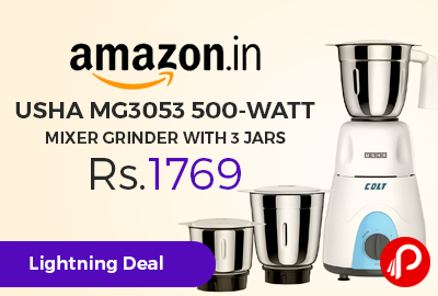 Usha MG3053 500 watt Mixer Grinder