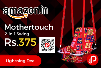 Mothertouch 2-in-1 Swing