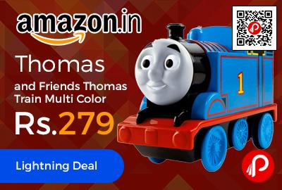 Thomas and Friends Thomas Train Multi Color