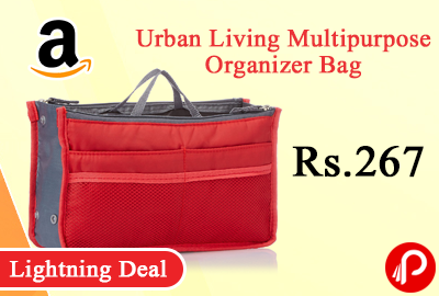 Urban Living Multipurpose Organizer Bag