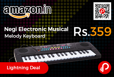 Negi Electronic Musical Melody Keyboard