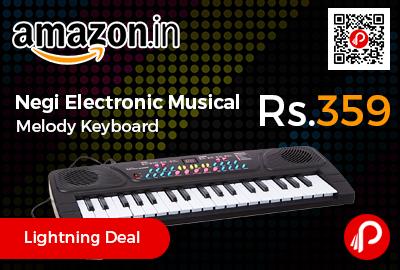 Negi Electronic Musical Melody Keyboard