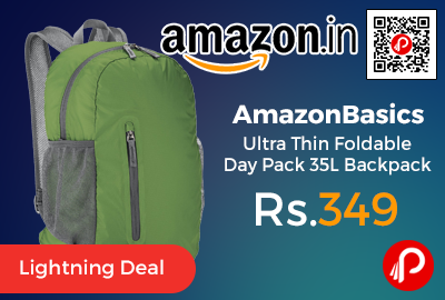 Ultra Thin Foldable Day Pack 35L Backpack
