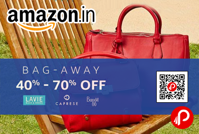 Bag Away Sale Lavie, Caprese, Baggit