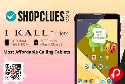 IKall Tablets Most affordable Calling Tablets