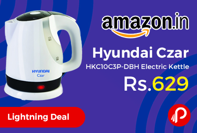Hyundai Czar HKC10C3P-DBH Electric Kettle