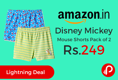 Disney Mickey Mouse Shorts