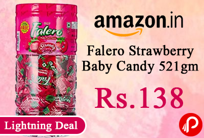 Falero Strawberry Baby Candy 521gm
