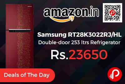 Samsung RT28K3022RJ/HL Double-door 253 Ltrs Refrigerator