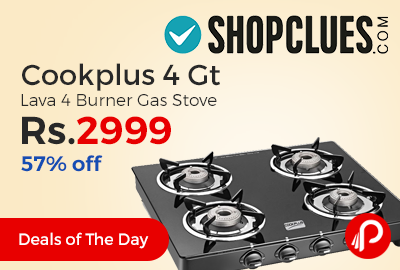 Cookplus 4 Gt Lava 4 Burner Gas Stove