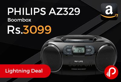 PHILIPS AZ329 Boombox