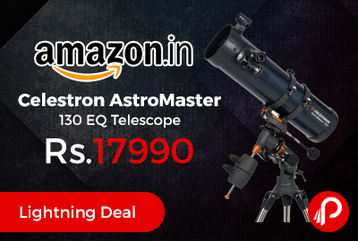 Celestron astromaster 130 eq telescope price list in india best