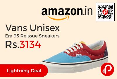 Vans Unisex Era 95 Reissue Sneakers