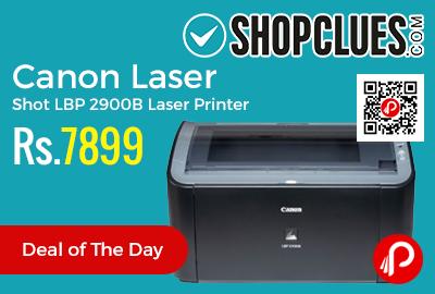 Canon Laser Shot LBP 2900B Laser Printer