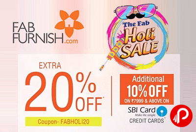 The Feb Holi Sale