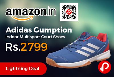 Adidas Gumption Indoor Multisport Court Shoes