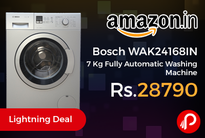 Bosch WAK24168IN 7 Kg Fully Automatic Washing Machine