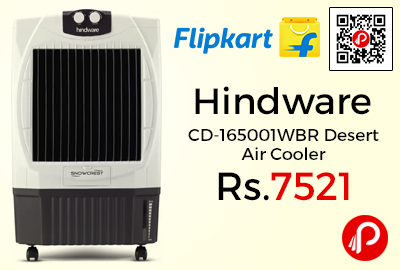 Hindware CD-165001WBR Desert Air Cooler