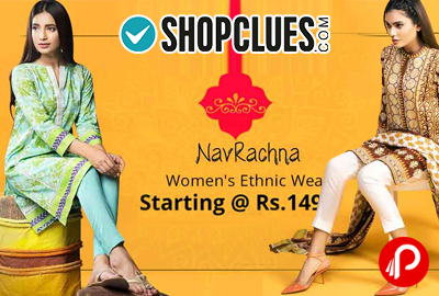 NavRachna Women's Ethnic Wear