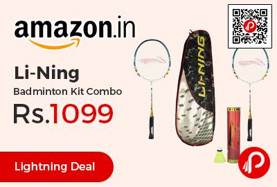 Li-Ning Badminton Kit Combo