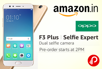 Oppo F3 Plus Selfie Export