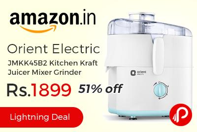 Orient Electric JMKK45B2 Kitchen Kraft Juicer Mixer Grinder