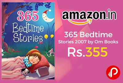 365 Bedtime Stories Book 2007