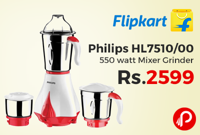 Philips HL7510/00 550 watt Mixer Grinder