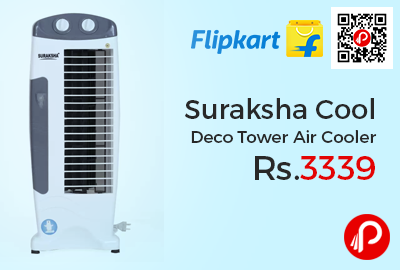 Suraksha Cool Deco Tower Air Cooler