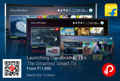 CloudWalker TVs
