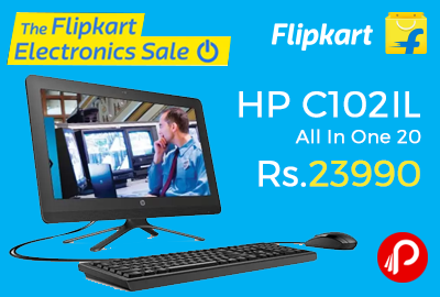 HP C102IL All In One 20