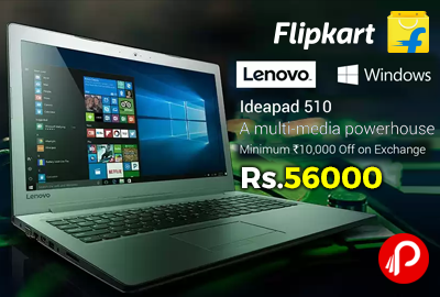 Lenovo Ideapad 510 Series Notebooks