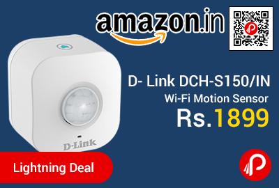 D- Link DCH-S150/IN Wi-Fi Motion Sensor
