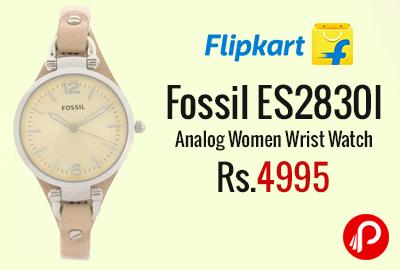 Fossil ES2830I Analog Women Wrist Watch