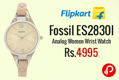 Fossil ES2830I Analog Women Wrist Watch