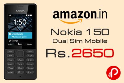 Nokia 150 Dual Sim Mobile