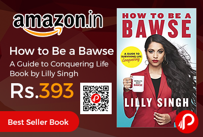 How to Be a Bawse A Guide to Conquering Life Book