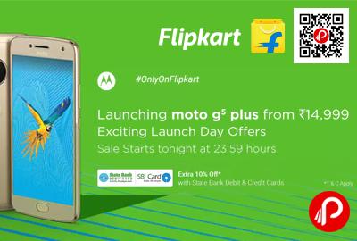 Moto G5 Plus Mobile
