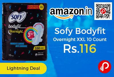 Sofy Bodyfit Overnight XXL