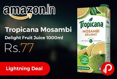 Tropicana Mosambi Delight Fruit Juice 1000ml