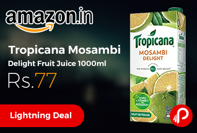 Tropicana Mosambi Delight Fruit Juice 1000ml