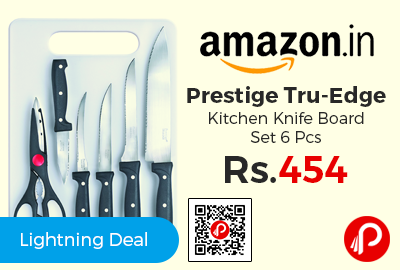 Prestige Tru-Edge Kitchen Knife Board S