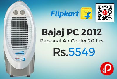 Bajaj PC 2012 Personal Air Cooler 20 ltrs