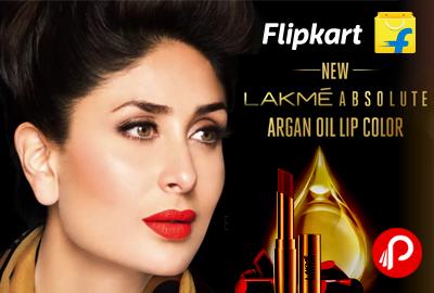 Lakme Absolute Agran Oil Lip Color Range