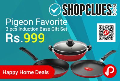 Pigeon Favorite 3 pcs Induction Base Gift Set