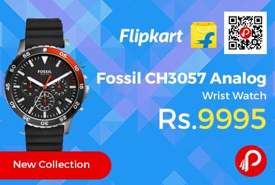 Fossil CH3057 Analog Wrist Watch